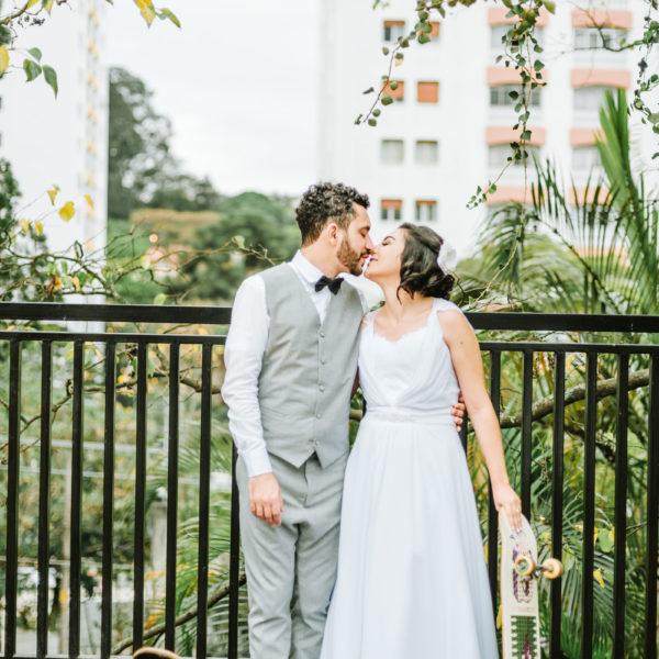 Jullia e Bruno - o casamento