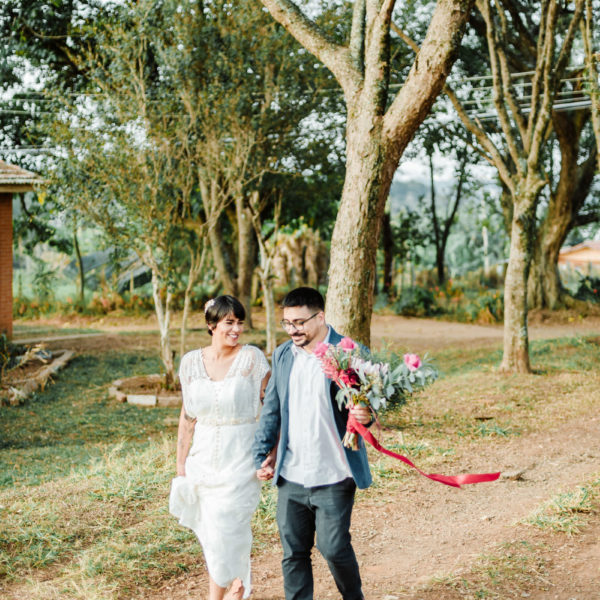 Aline e Daniel